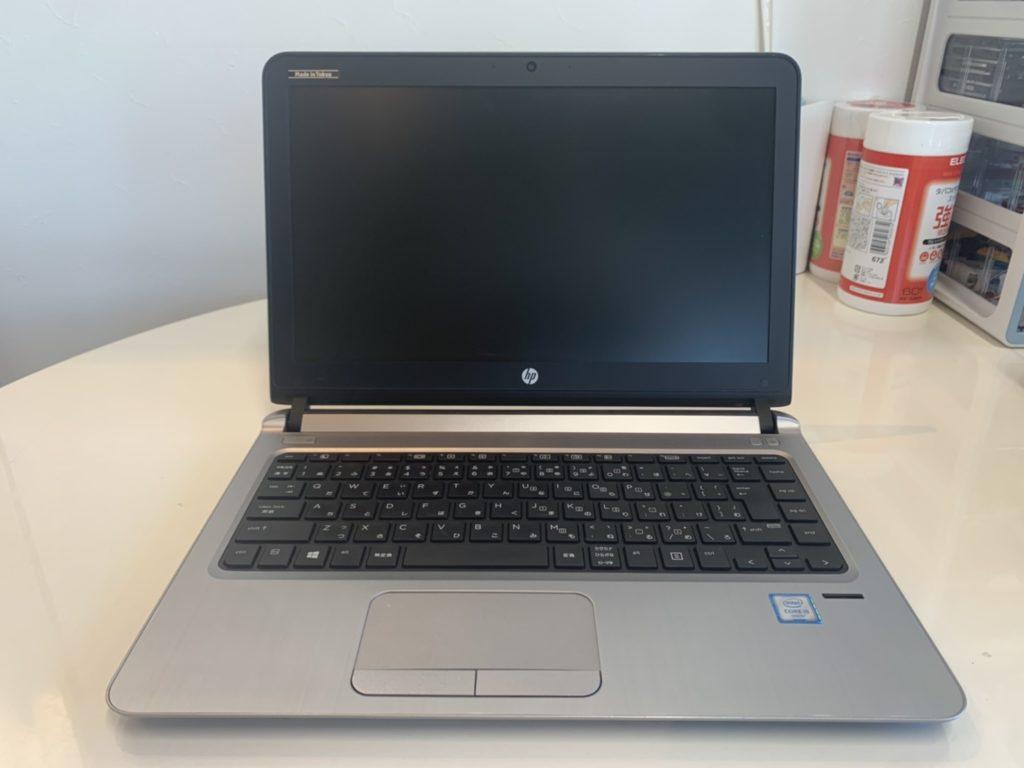 パソコン修理の写真
