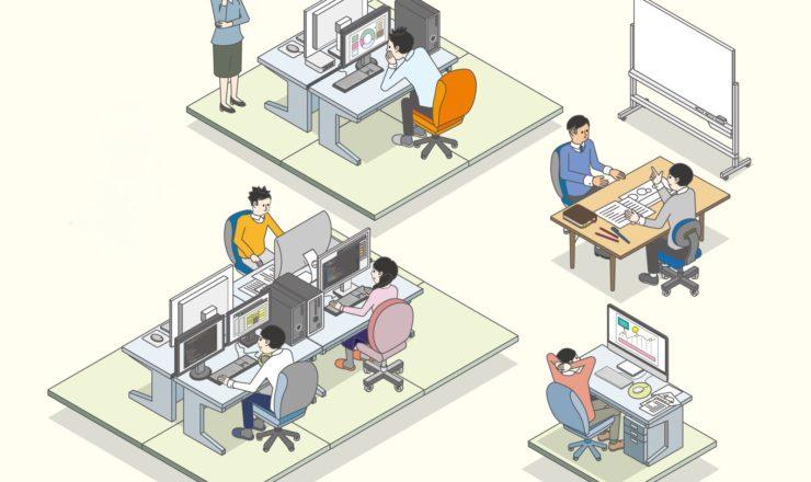 石川県_パソコン修理_株式会社DREAM WORKS_パソコン入替サポート